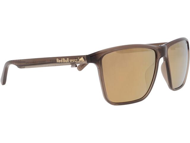 Red Bull SPECT Blade Sunglasses Men, marrón